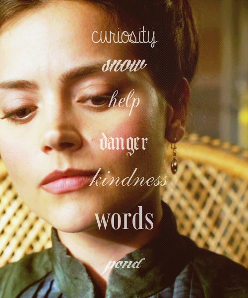 Image result for clara oswald words
