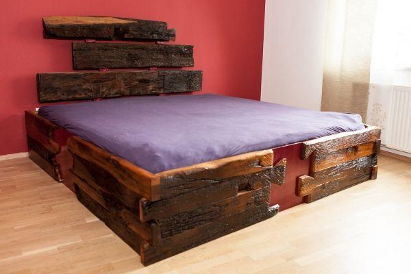 altholz bett altholz pinterest altholz und bett. Black Bedroom Furniture Sets. Home Design Ideas