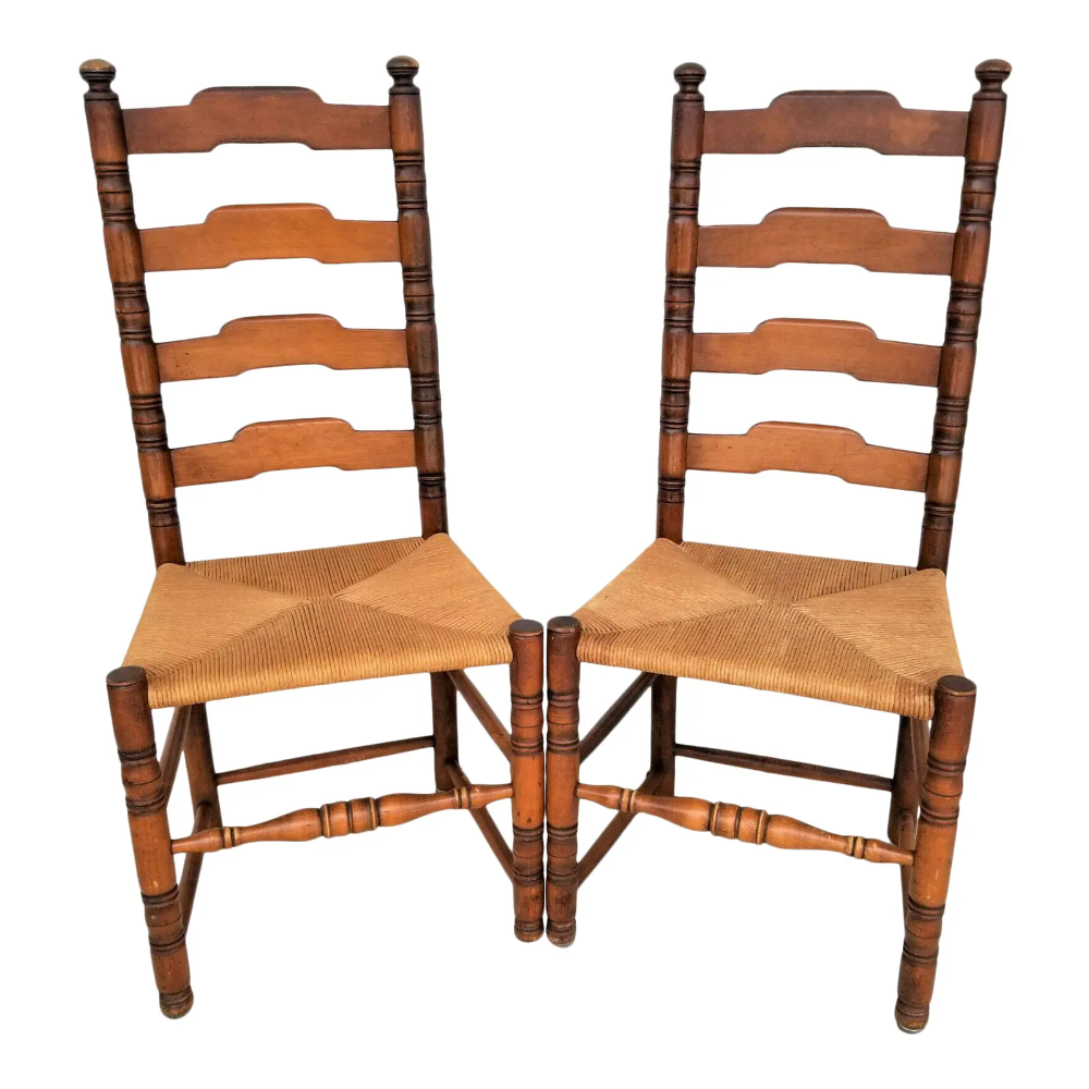 43+ Vintage rustic dining chairs best