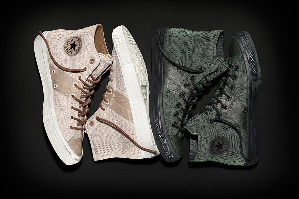 56c8afd67d4763 Converse Chuck Taylor II  Engineered Mesh Camo  Collection