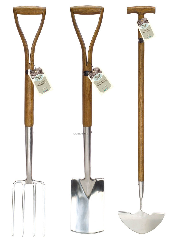 Edge Trim Tool Gardman 3 Piece Moulton Mill Garden Tool Set