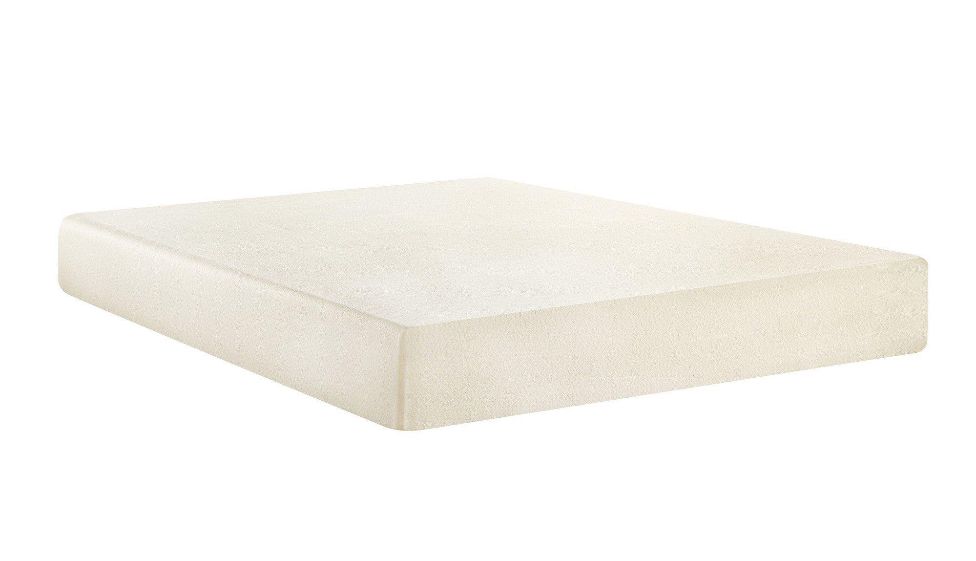 Signature Sleep Memoir 8 Inch Memory Foam Mattress With Certipurus