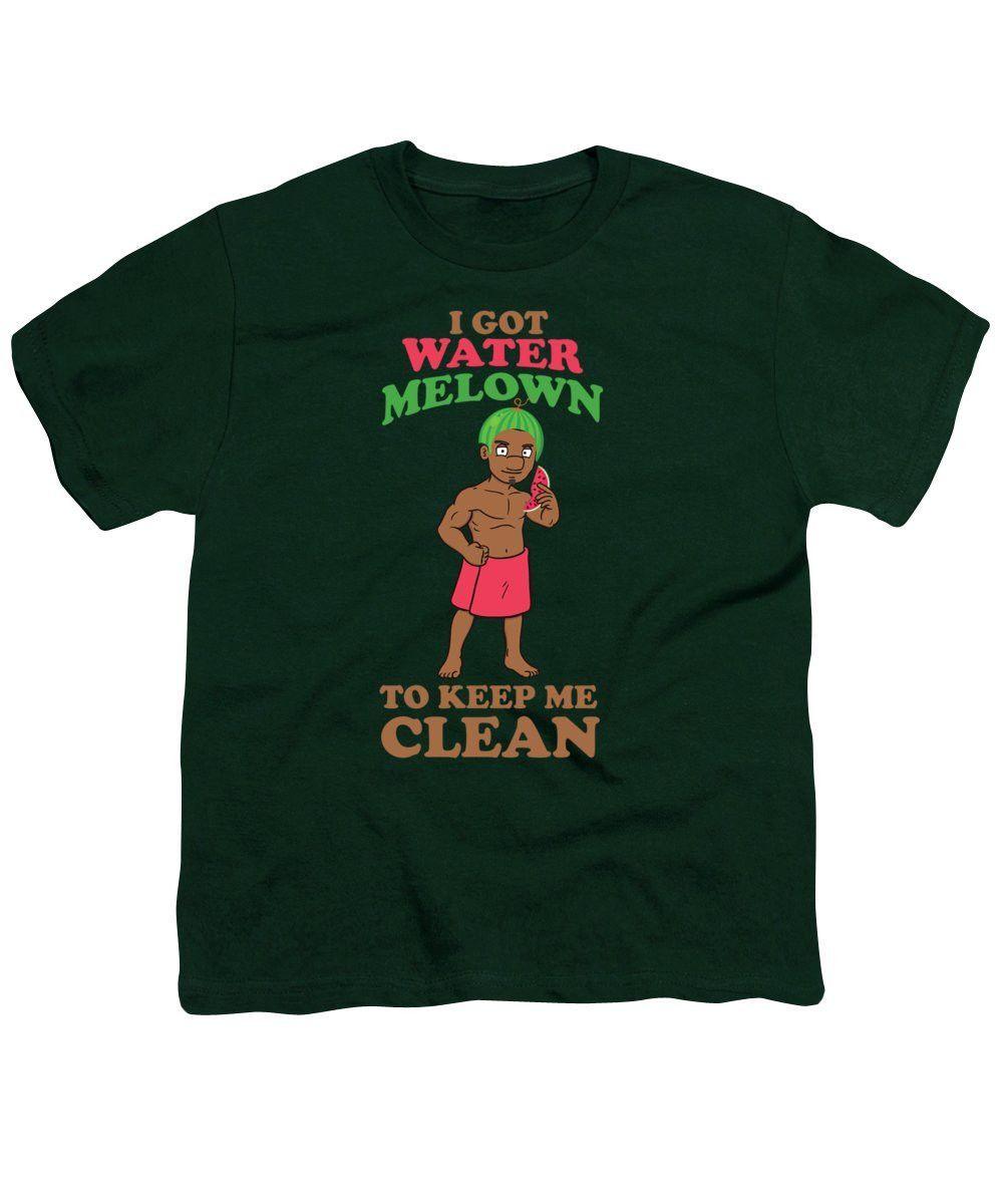 Youth T-Shirt - I Got Water Melon