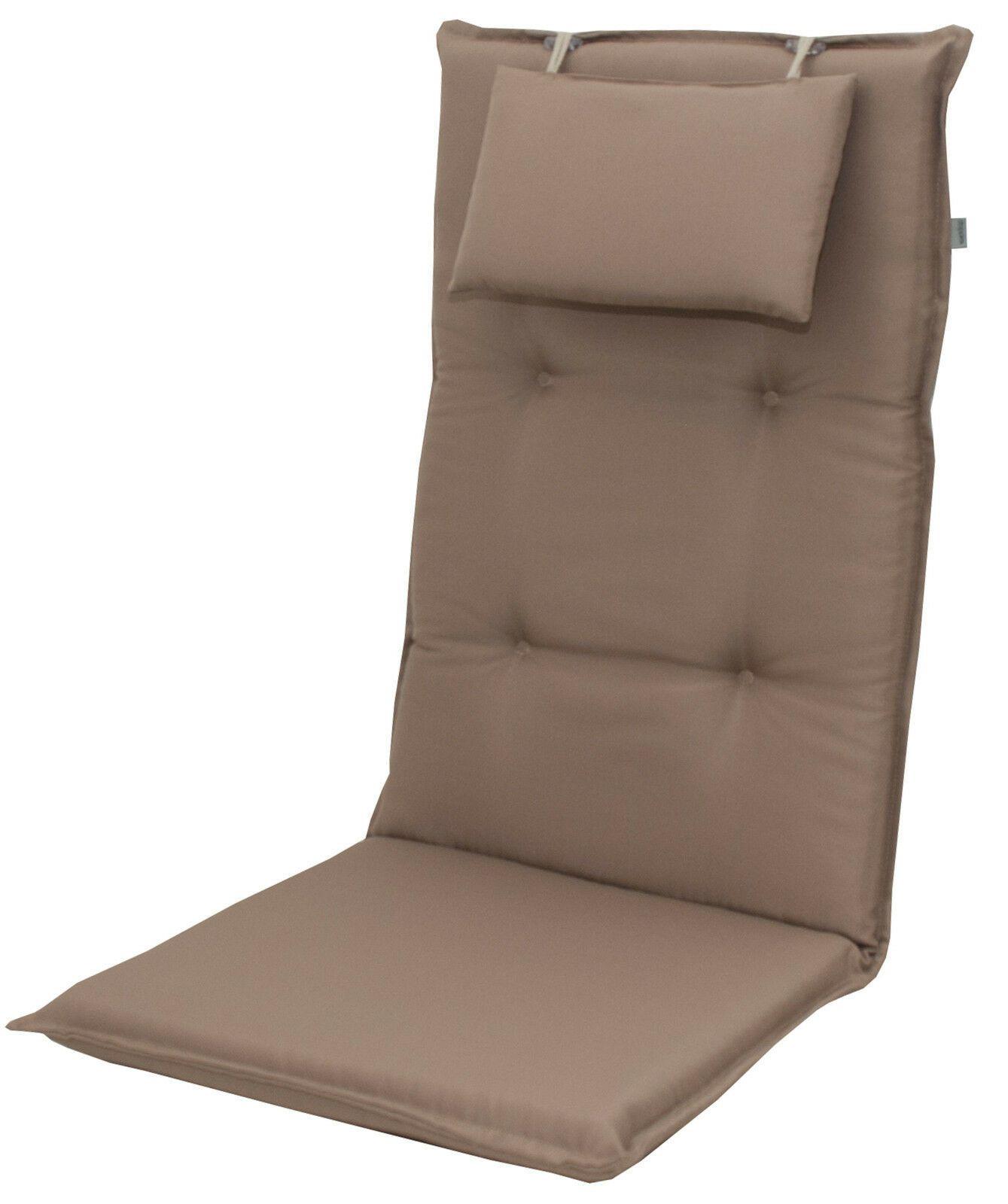 Sitzkissen Auflagen Fur Hochlehner Sessel Gartenstuhle Kisse