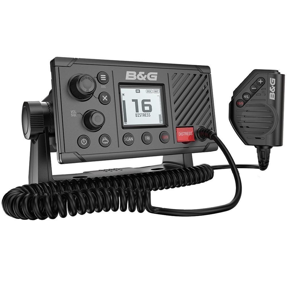 B G V20 Vhf Fixed Mount Marine Radio W Dsc Marine Radios Marine Vhf Radio Radio