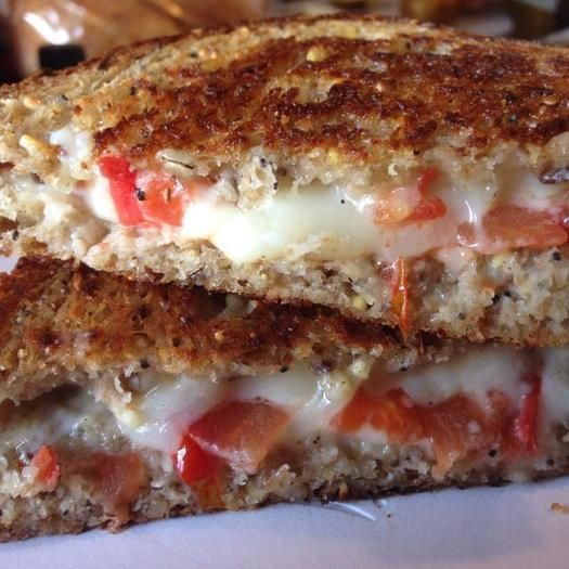 It's National Grilled Cheese Month - Who knew there were so many ways to make this favorite food?!