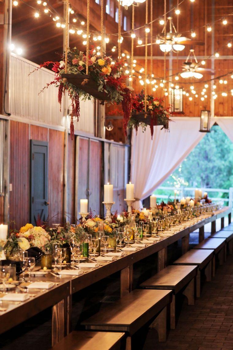 17+ Rustic autumn wedding ideas info