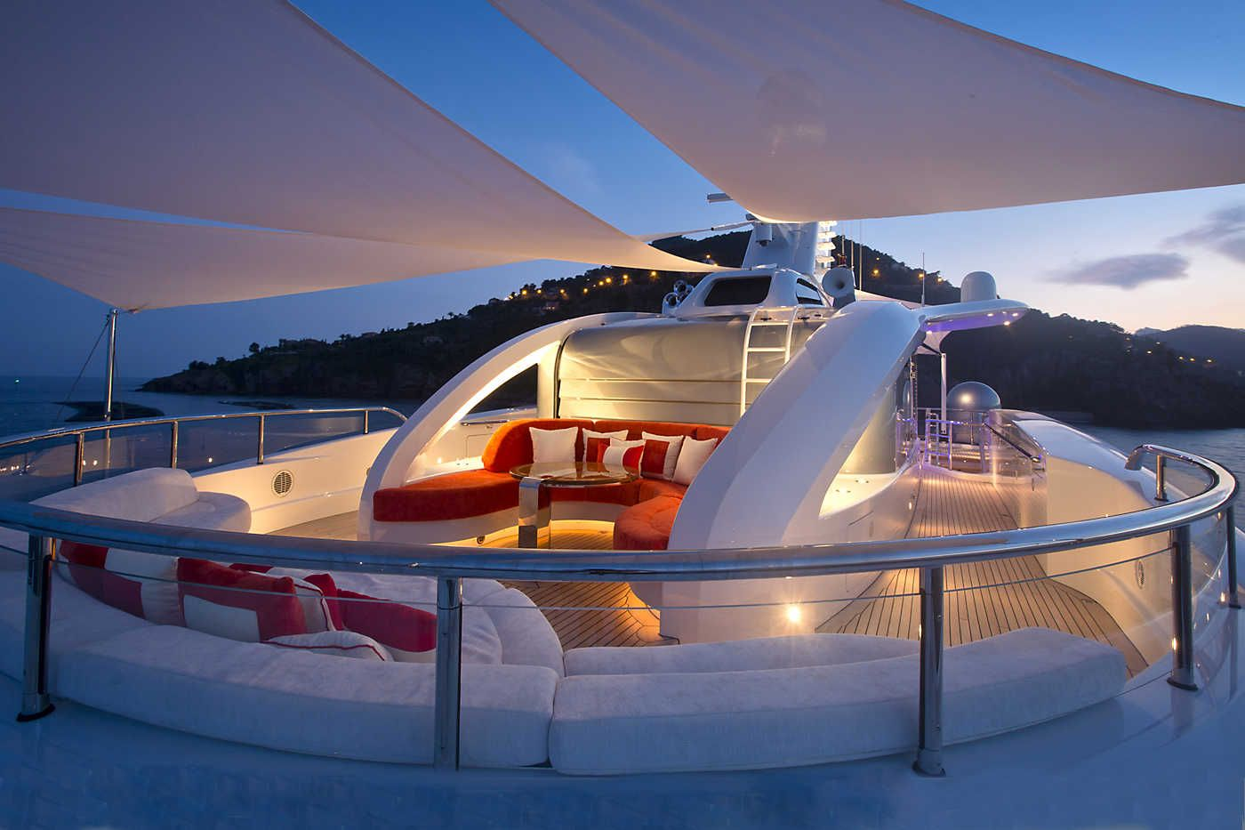 Excellence v luxury yachts yacht for sale yacht