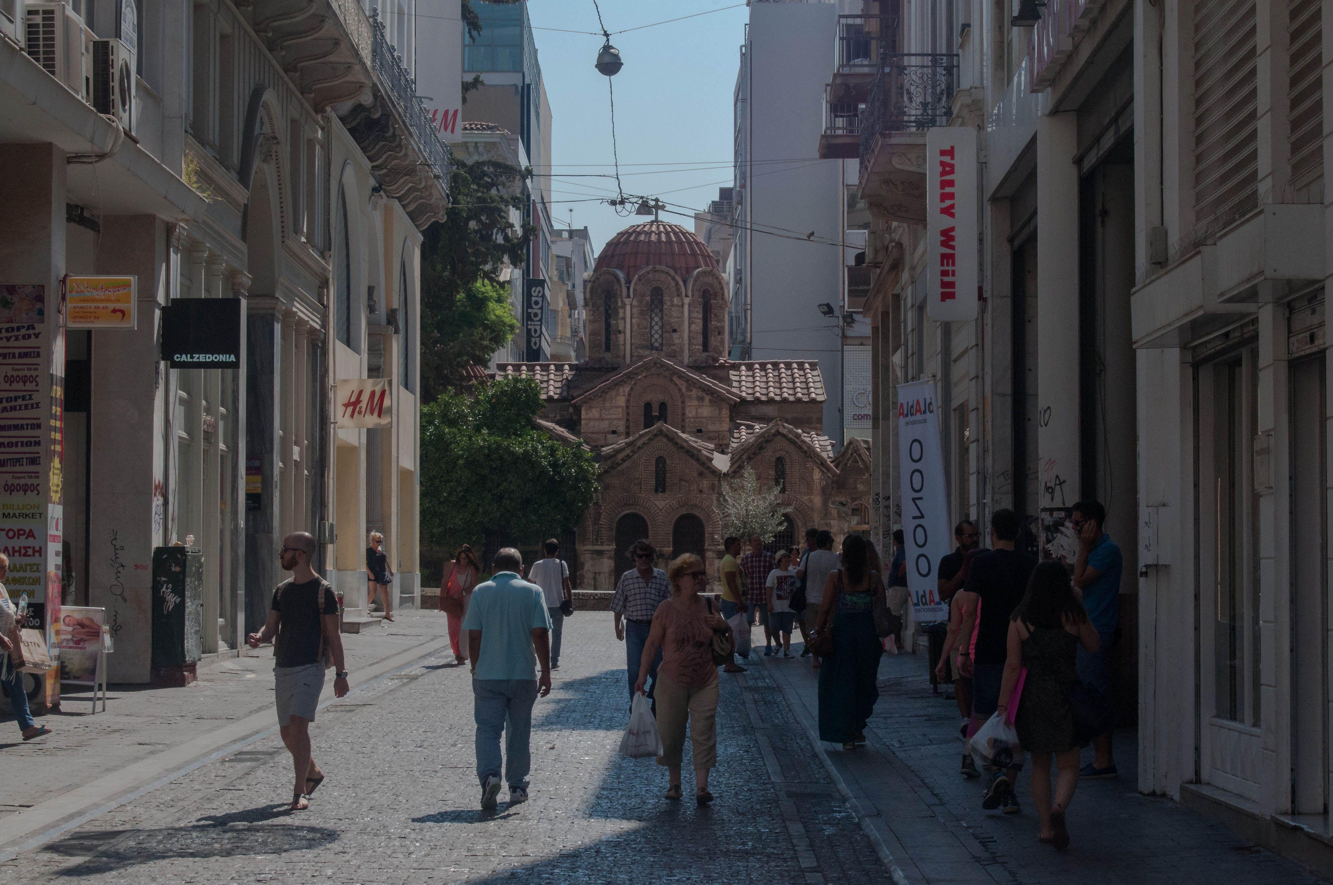 Atene - La Plaka