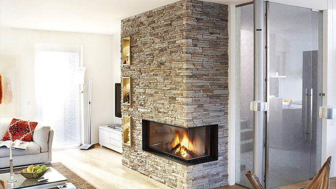 habiller vos murs d un parement haute couture parement vercors et la chemin e. Black Bedroom Furniture Sets. Home Design Ideas