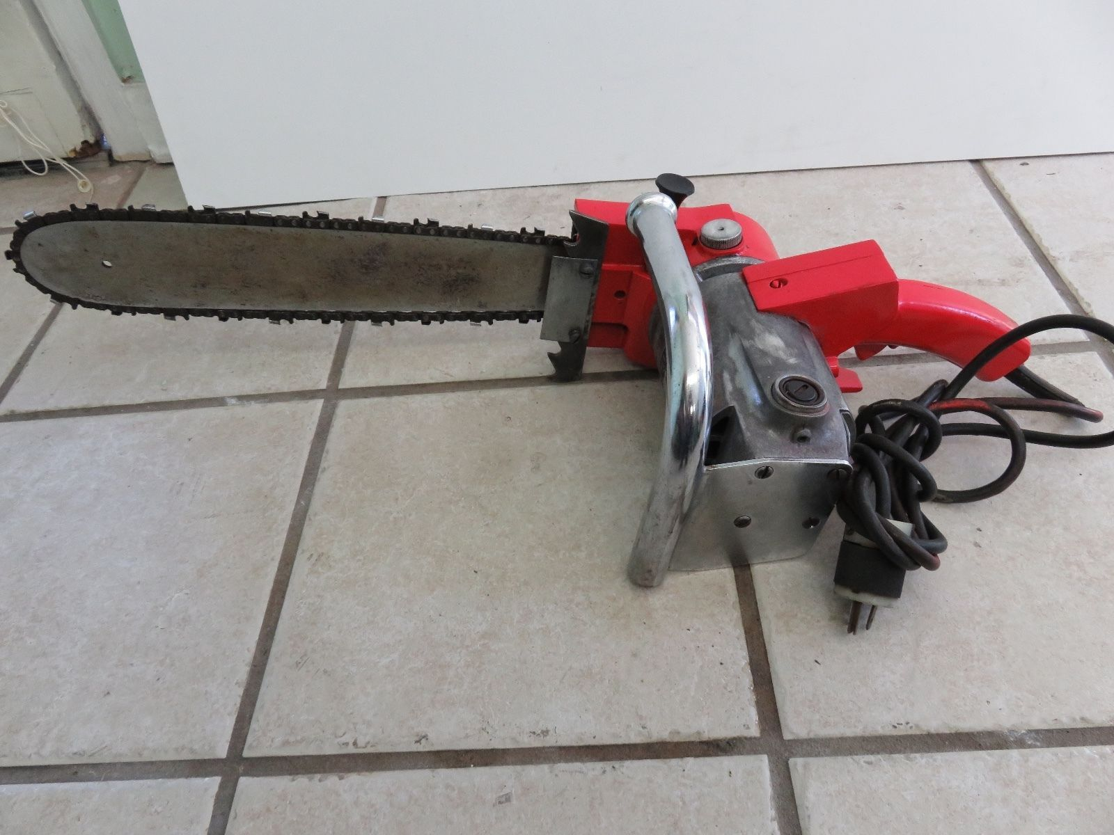 Milwaukee Model 6200 Top Handle Electric Chainsaw | Pinterest ...