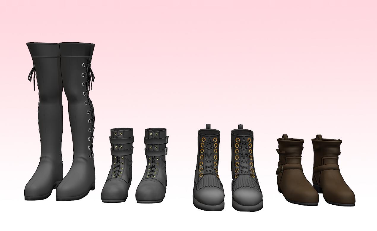 a687b1bfa MMD HQ boots pack