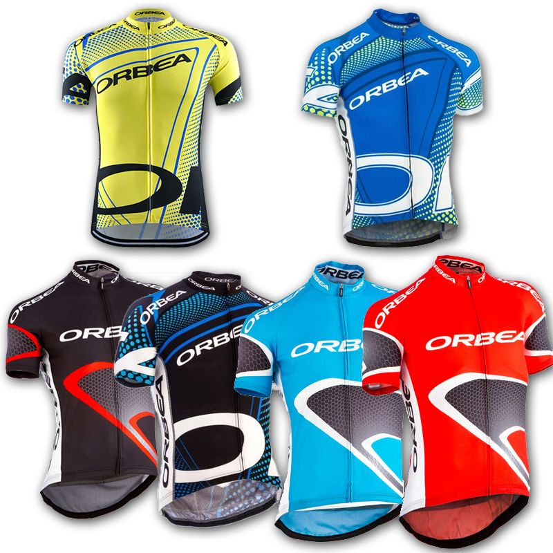 Orbea Cycling Jersey Men s mtb Bike Sportswear Bicycle Road Short Sleeves Cycling  clothing Breathable Cycling Wear a7abdb7ff
