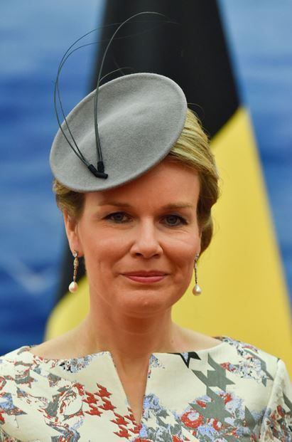 Queen Mathilde, June 23, 2015 | Royal Hats