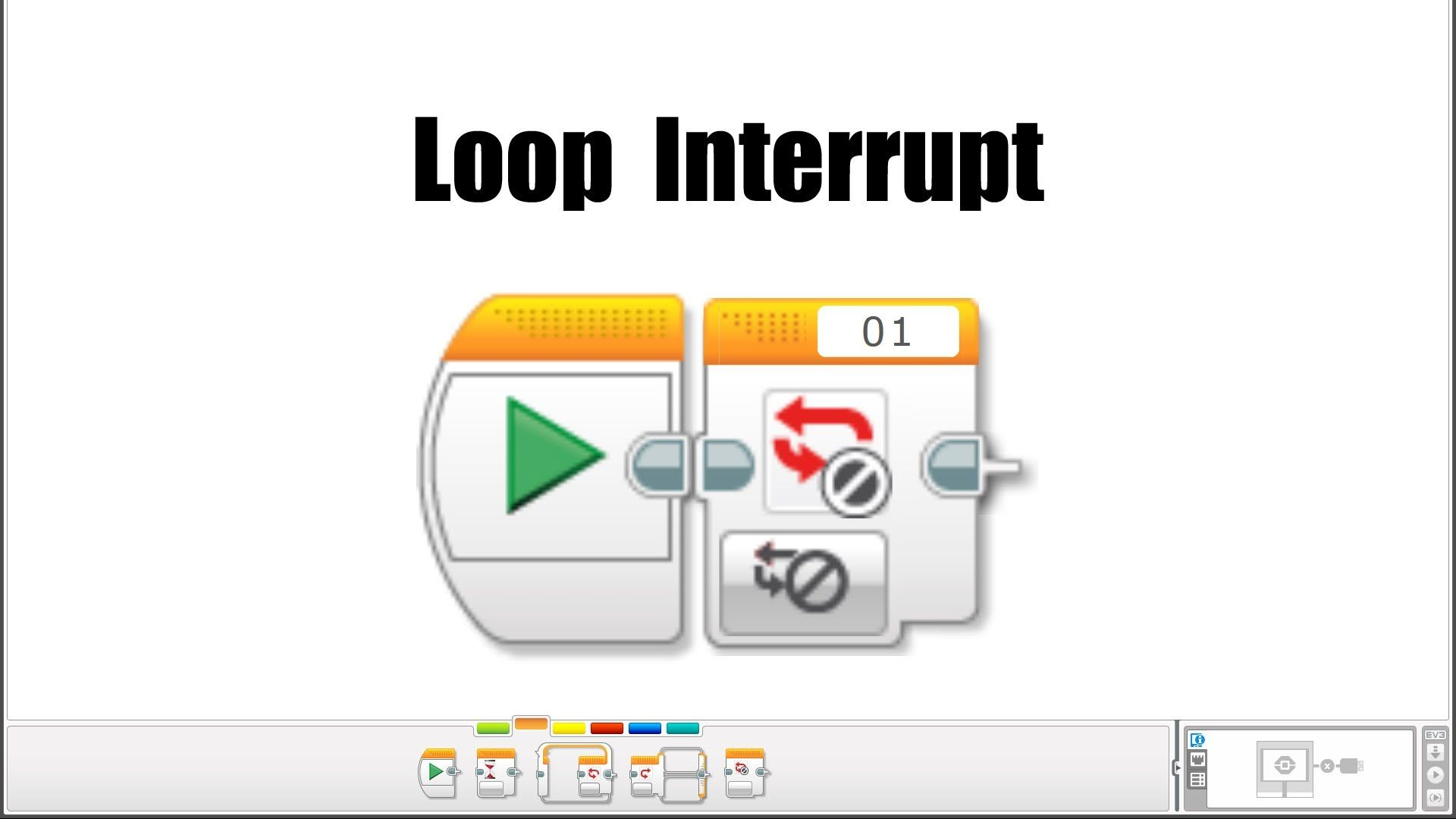 The Loop Interrupt Block Please Watch In 1080p Resolution