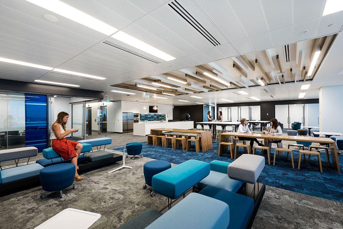 Deloitte Perth by Geyer   Interior firm   Interior