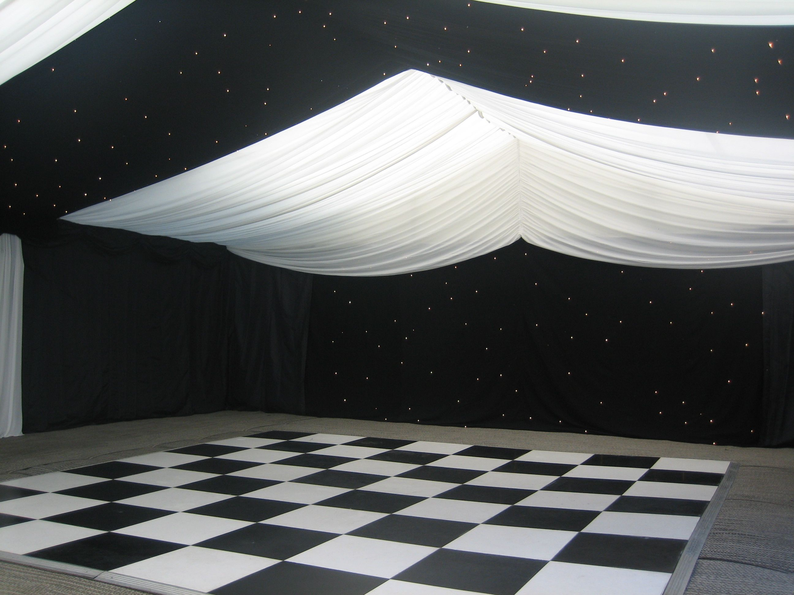 Marquee Dance Floor Marquee Hire Valance Curtains Dance Floor