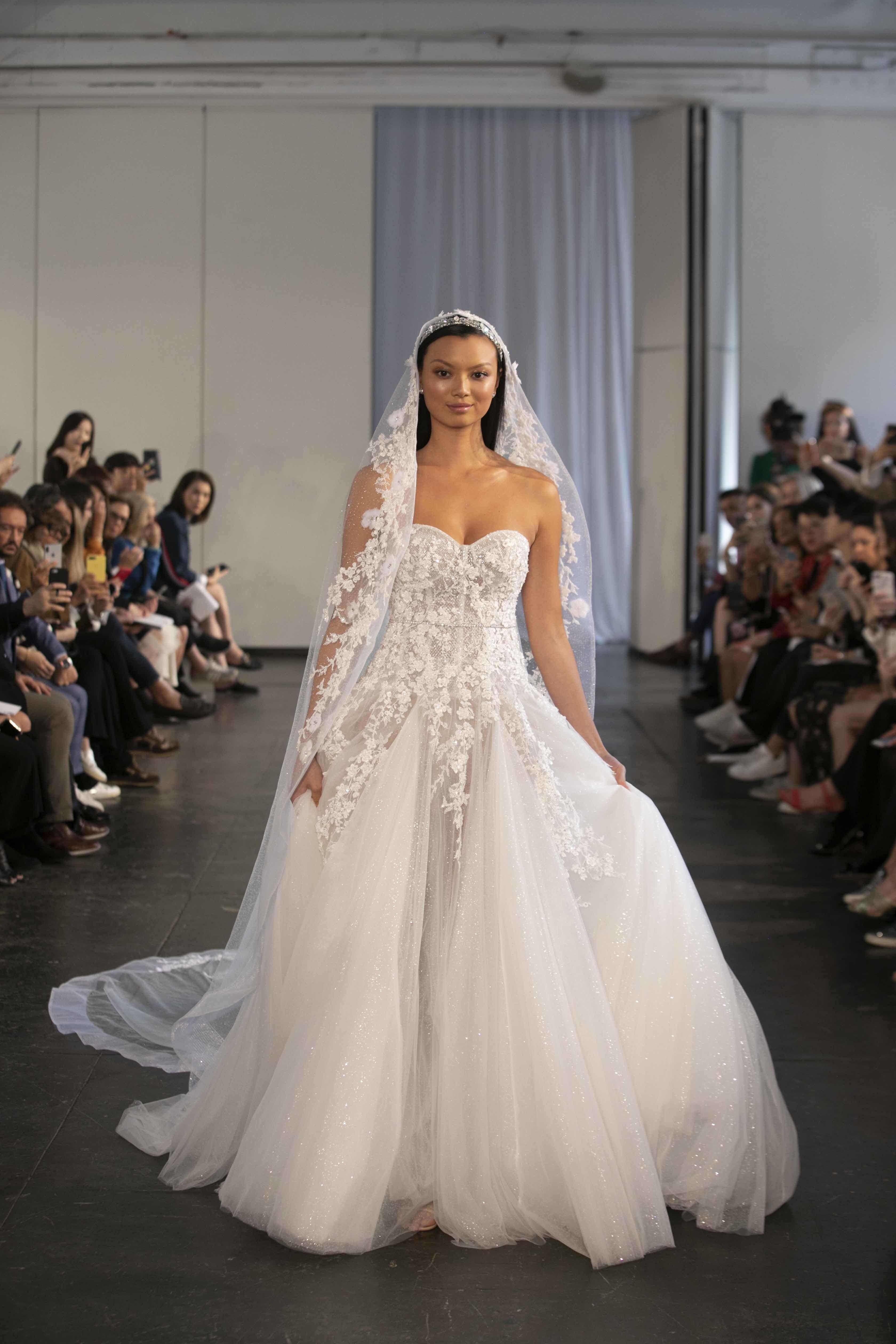 8f7c132b1296 Berta Bridal   Wedding Dress Collection Fall 2019