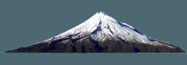 mount taranaki new zealand transparent image transparent images