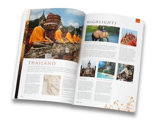 high end elegant marketing literature brochure pinterest
