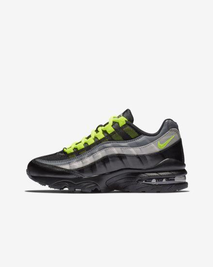4a36b1e083 Nike Air Max 95 Big Kids' Shoe   Jordan sneakers in 2019   Jordans ...