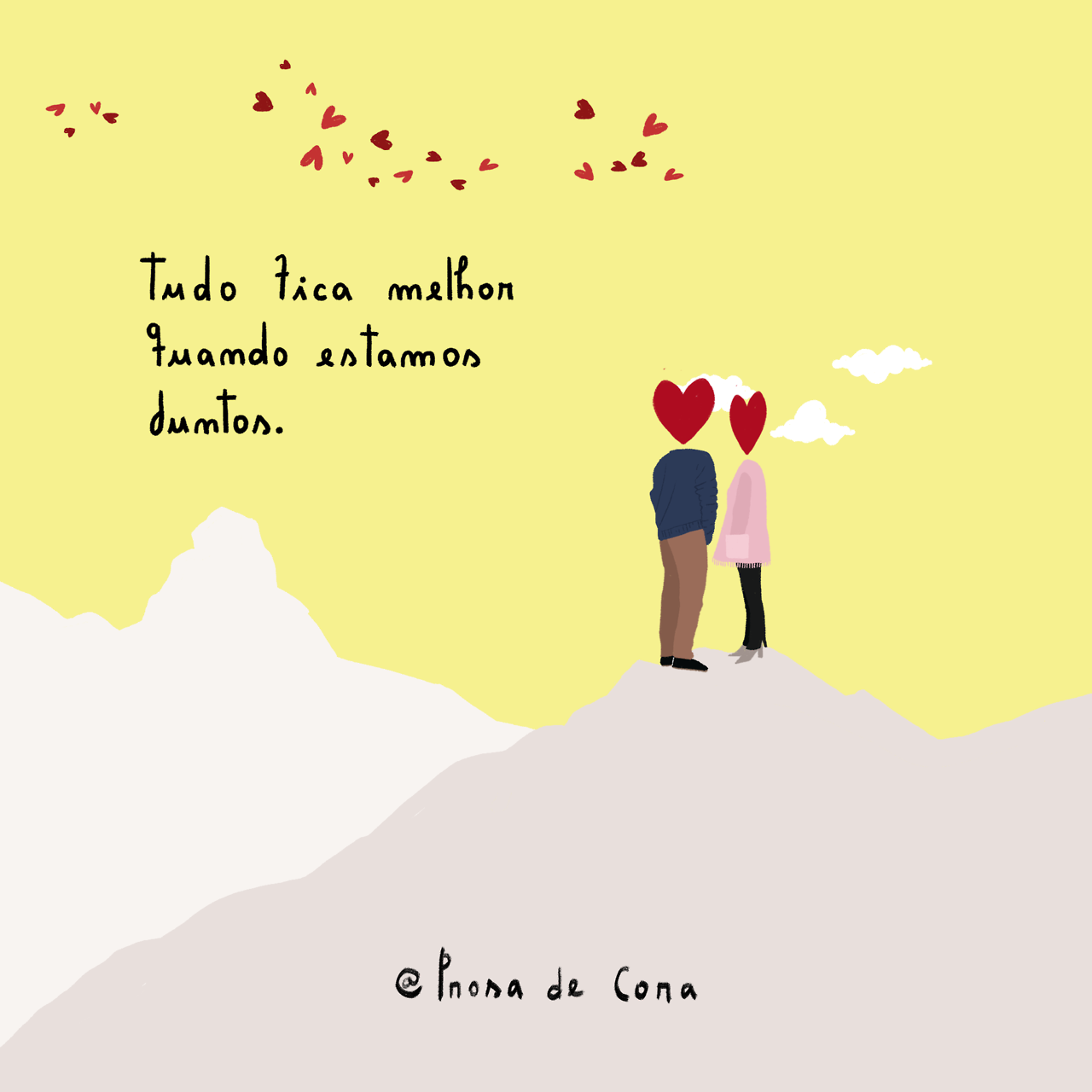 Prosa De Cora Frases Pra Namorado Tumblr Frases Pra