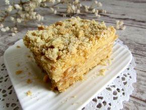 торт из печенья рецепт с фото с заварным кремом