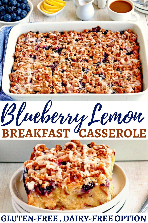An easy to make breakfast casserole this glutenfree