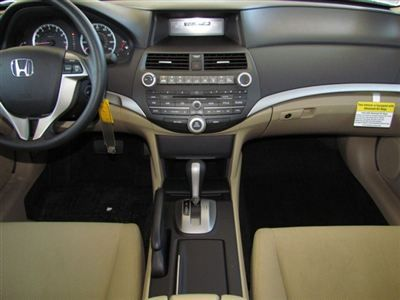 2012 Honda Accord EX Coupe Interior