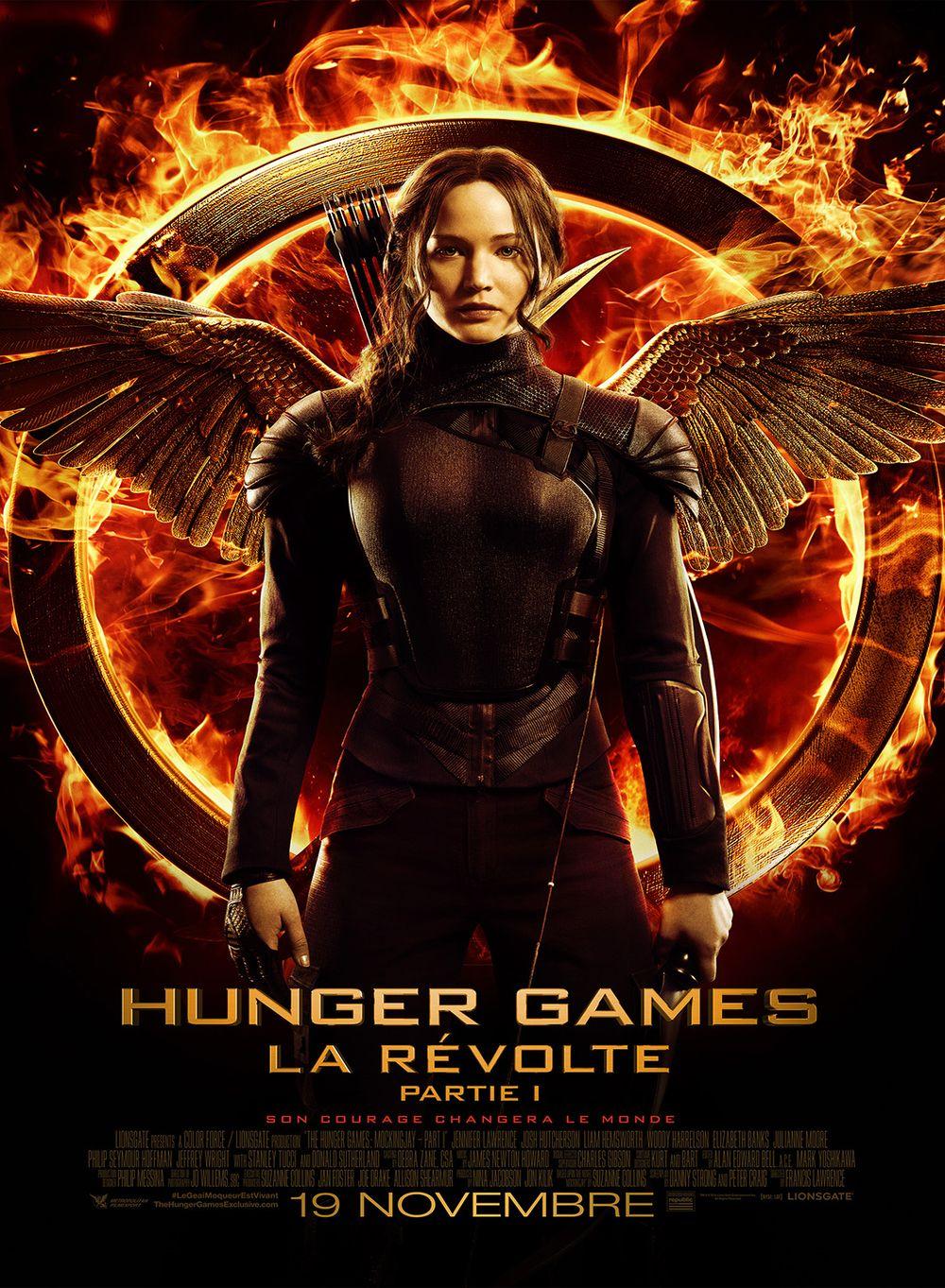 Photo of Hunger Games : La Révolte, partie 1 – Film (2014)