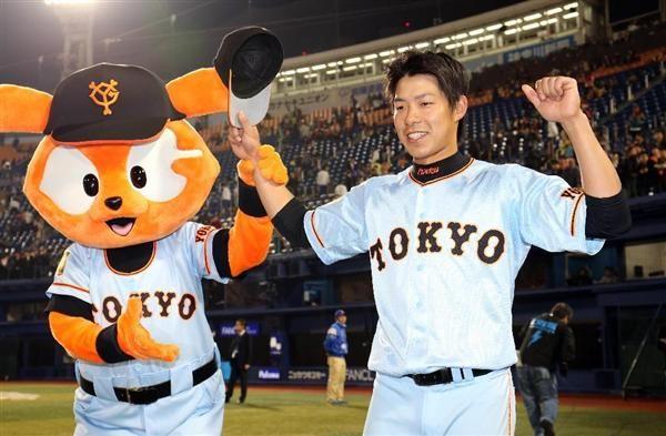 プロ野球 3番 に大抜擢の巨人 橋本が大仕事 巨人 ヒーロー 横浜スタジアム