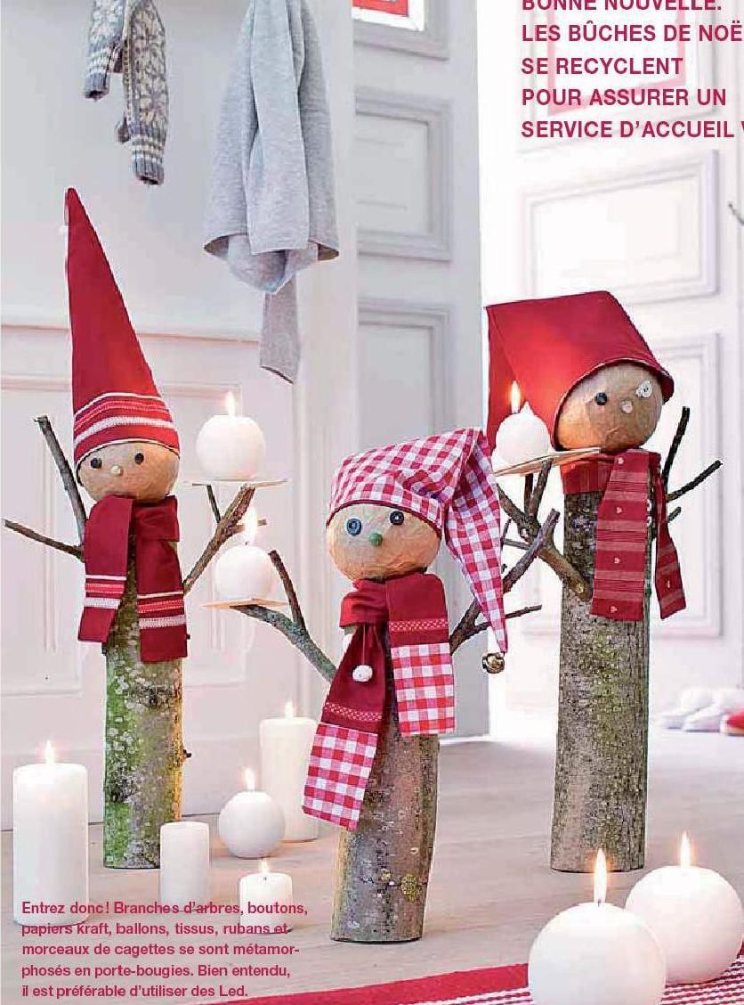 de marie claire idees n 93 novembre decembre 2013 christmas wood christmas projects kids christmas merry christmas xmas decorations decoration