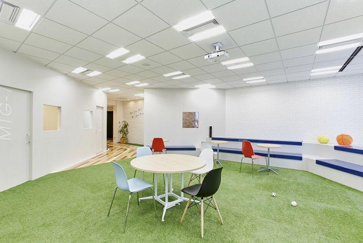 株式会社Sportsfield|オフィス|大阪・東京の一級建築士・設計事務所SWING