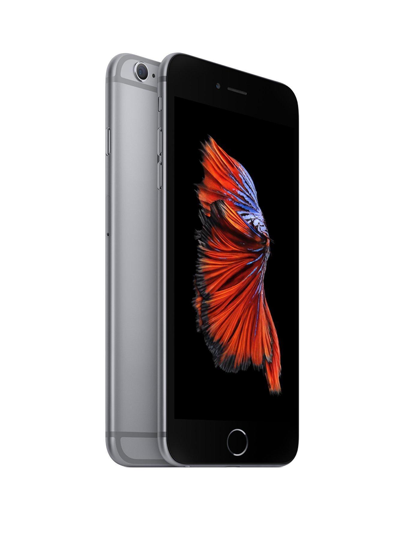 Iphone 6s Plus 128gb Space Grey Iphone Apple Iphone 6s Plus