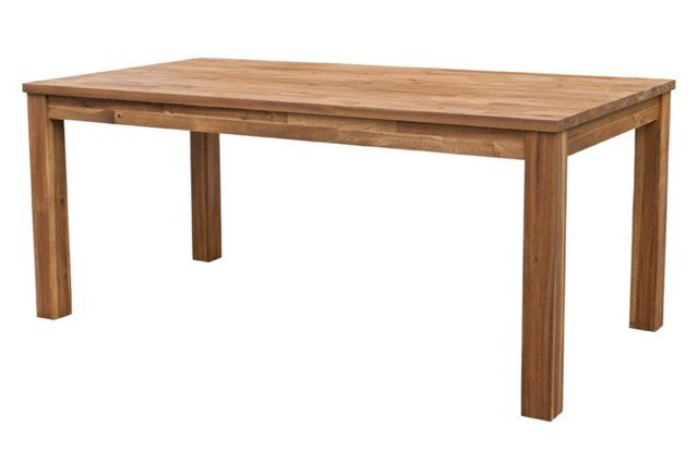 """Peter 71"""" Dining Table, Amber Non extendable $489"""