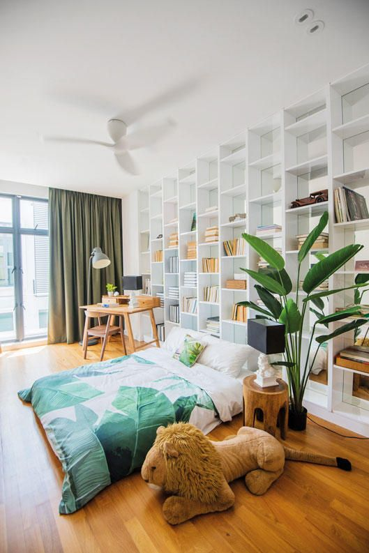 Hdb Study Room Design Ideas: 8 Unique Features For Your HDB Flat