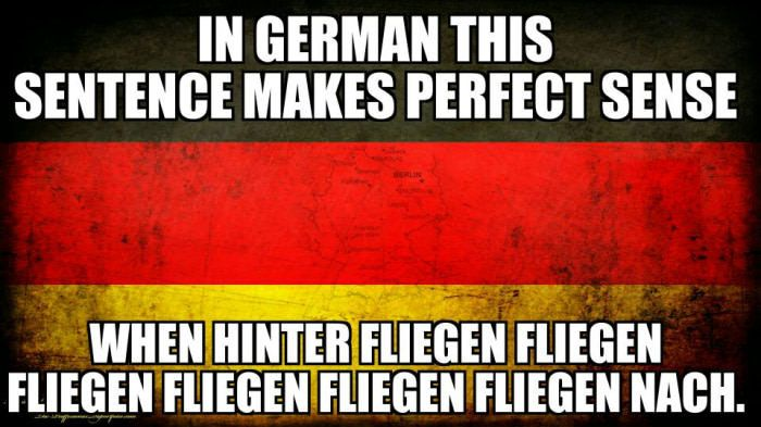 Funny German Language Work Quotes Funny German Humor Language Jokes