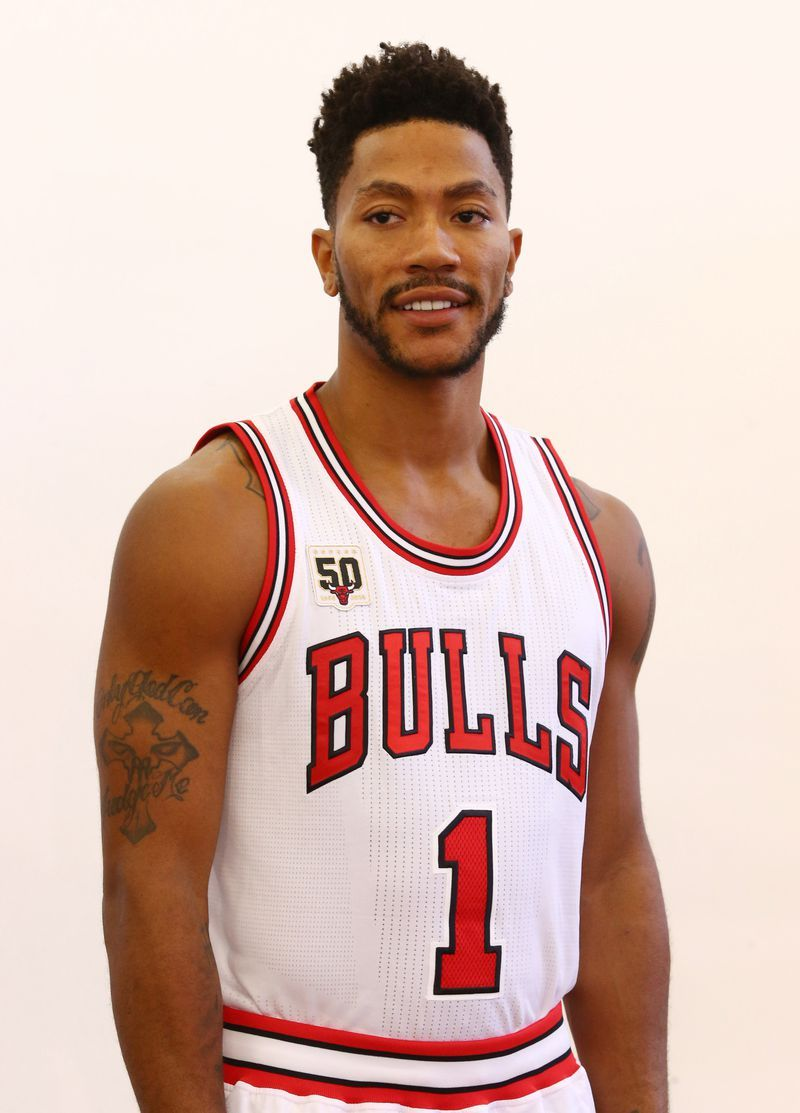 Derrick Rose hair was 🔥 I m definitely going to get mines the same ... cea6cde58