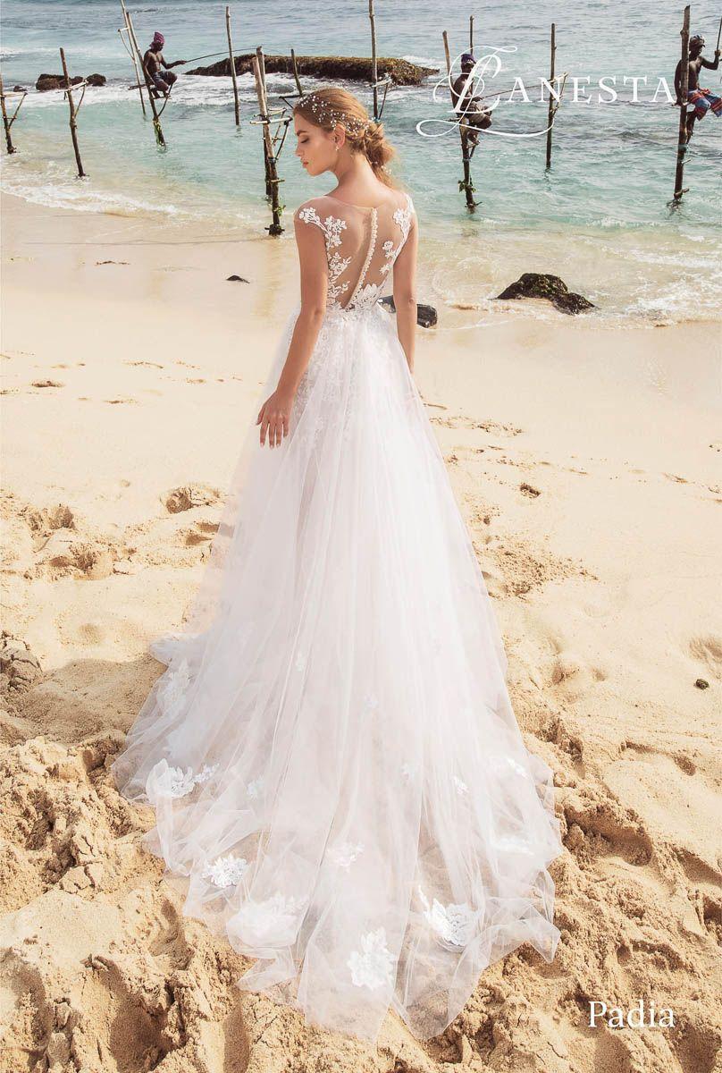 Lanesta - Brautkleid Padia - Audrey Wedding Salon Köln #aline