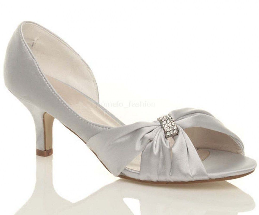 30 Beautiful Silver Kitten Heel Shoes Wedding Best Inspiration Kitten Heel Shoes Kitten Heel Wedding Shoes Low Heel Shoes