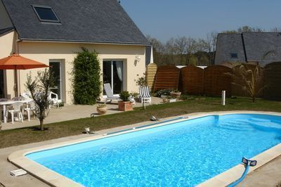 Superb Detached House Large Heated Pool On Private Estate. This Villa Is In A  Rural Setting