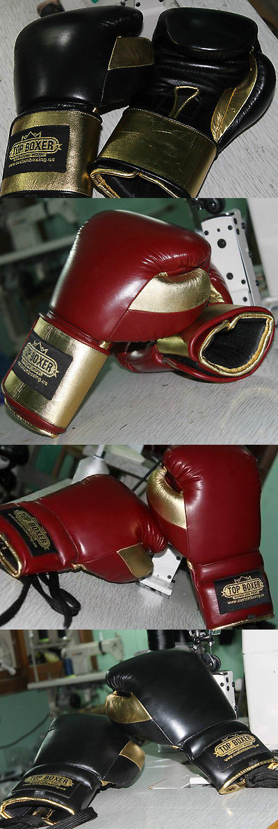 Gloves - Martial Arts 97042: Topboxer Boxing Gloves Winning Inspired -> BUY IT NOW ONLY: $69 on eBay!