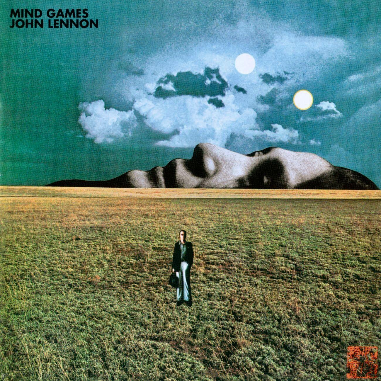 John Lennon Mind Games Classic Rock John Lennon Albums