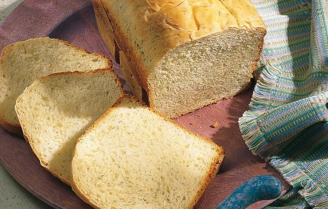 Buttermilk Dill Bread There Was Nothing Better Than The Aroma Of This Wonderful Bread Baking In Grandmas Oven Recipes Food Bread Baking