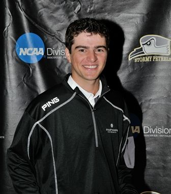 Anthony Maccaglia Selected for U.S. Palmer Cup Team, First D3 Golfer Ever to Receive the Honor