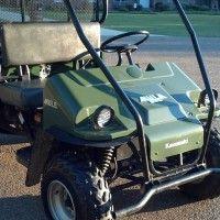 99 Kawasaki Mule 550 2w D