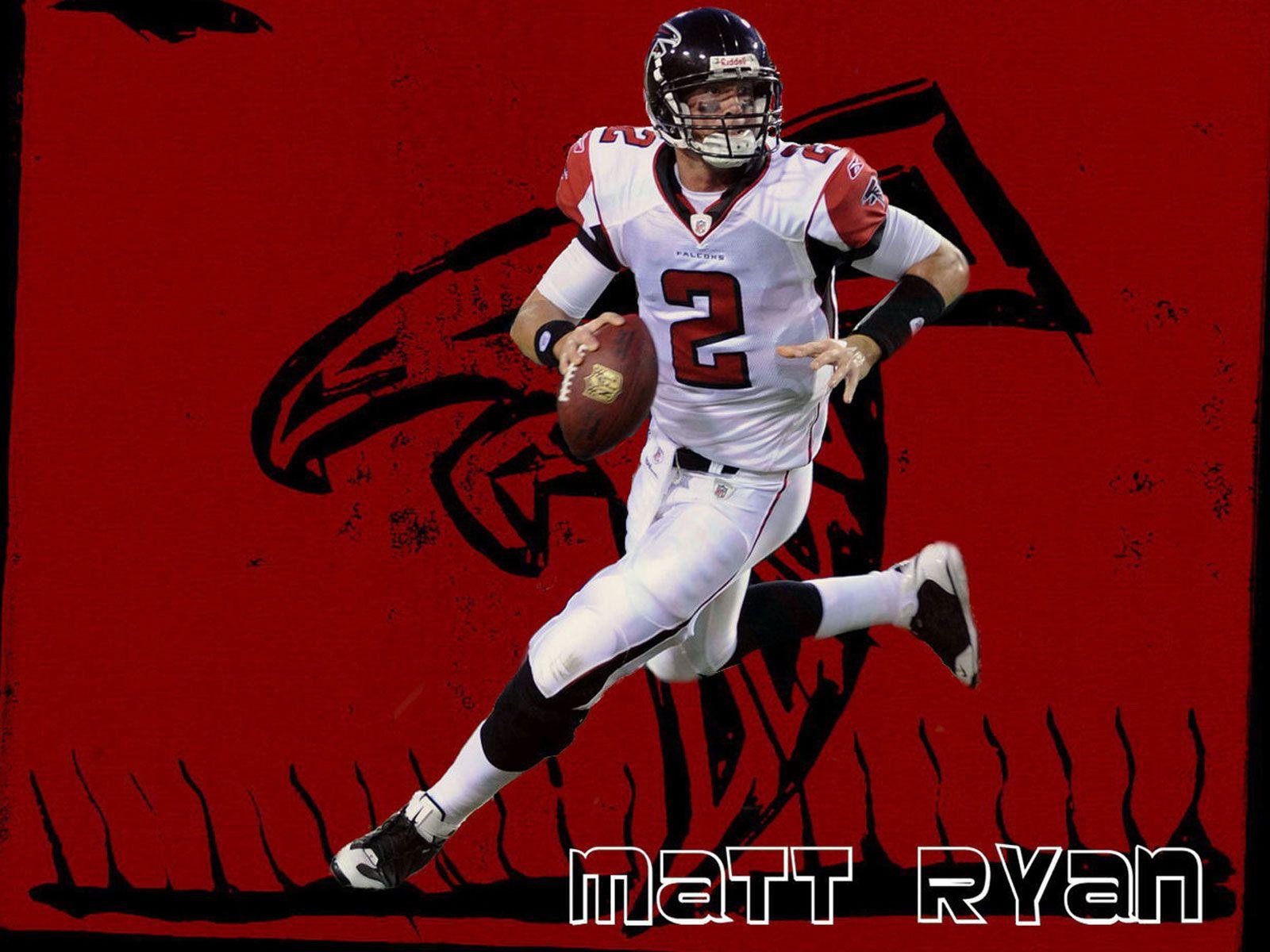 Atlanta Falcons Atlanta Falcons Matt Ryan