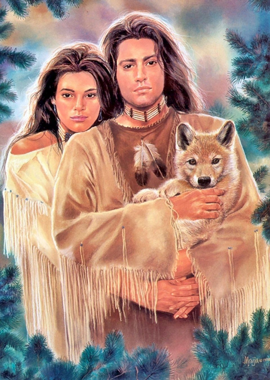 Bekannte Indianer Songs