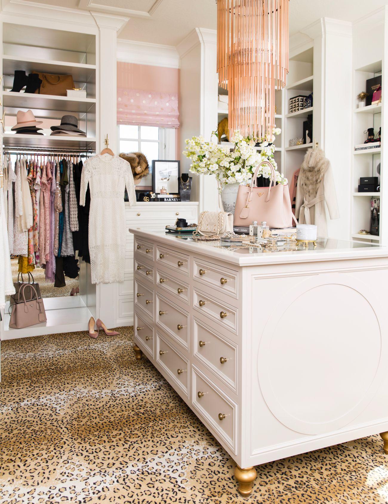 My Closet Revamp... - Rach Parcell