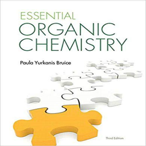 Essential Organic Chemistry Canadian 3rd Edition By Paula Yurkanis